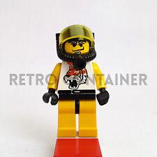 LEGO Minifigures - Racer - rac008 - Race Vintage Omino Minifig Set 6519 6616