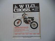advertising Pubblicità 1980 MOTO TGM 125 C '80