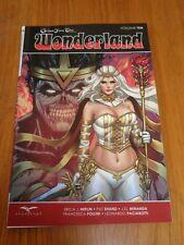 Wonderland Volume 10 Grimm Fairy Tales Zenescope (Paperback)< 9781942275466