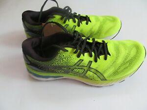 Asics Gel Nimbus 23 1011B004 300 man hazard green shoes Brand New