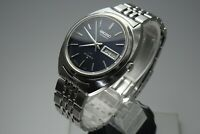 Vintage 1970 JAPAN SEIKO LORD MATIC WEEKDATER 5606-7150 23Jewels Automatic.