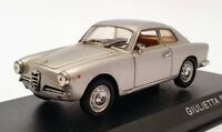 Detail Cars 1/43 Scale ART361 - 1960 Alfa Romeo Sprint Coupe - Silver