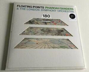 FLOATING POINTS SANDERS LONDON SYMPHONY ORCHESTRA - Promises 180 Gram LP Sealed