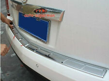 Chrome Rear Bumper Protector sill plate for Cadillac SRX 2010 2011 +
