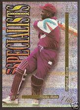 FUTERA 1995/96 CRICKET BRIAN LARA West Indies SPECIALISTS No 1 #2221