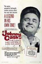 Johnny Cash cult biopic movie poster print