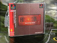 FRONT MISSION 2 GAMES OTTIMO STATO PRIMA STAMPA BLACK LABEL PSX PS2 PS3 JAP TK79