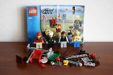 Lego Town City Supplemental Set 8401-1 LEGO City Minifigure Collection 100% cmpl