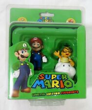 Goldie Marketing Super Mario Figurine Tin Set Mario Lakitu New