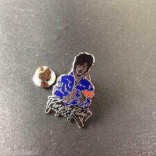 Get the Exclusive rare Enamel pin Badge of Prince Purple rain King of Pop Rock