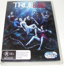 TRUE BLOOD : Complete Third Season --- (Dvd 5 Disc Set)