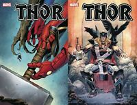 Marvel Comics Thor #7 Main + Klein Variant NM 9/16/2020