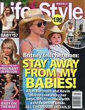 BRITNEY SPEARS Life & Style Weekly Magazine July 16, 2007 7/16/07  C-3-3