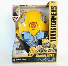 Transformers Bumblebee Voice Changer Mask