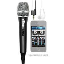 IK Multimedia iRig Mic Handheld Condenser Mobile Device Microphone