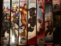 Marvel /Avengers Assemble - Various figures - Thor, Iron man etc - Brand New