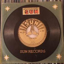 JOHNNY CASH THERE YOU GO SUN RECORDS ROCKABILLY JAPAN 7""
