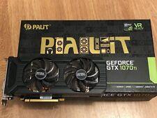 Palit NVIDIA GeForce GTX 1070 Ti 8GB DUAL Graphics Card - Boxed