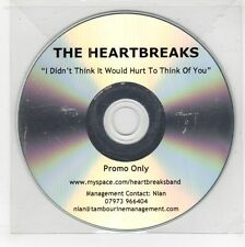 (GJ481) The Heartbreaks, I Didn't Think It Would Hurt To Think of You - DJ CD