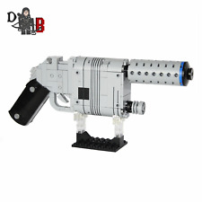 Star Wars Han solo/Rey Blaster NN-14 from Force Awakens made using LEGO parts
