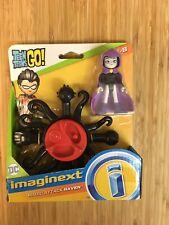 Imaginext Teen Titans Go Magic Attack Raven 🕊
