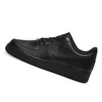 NIKE WOMENS Shoes Air Force 1 '07 - Black - 315115-038