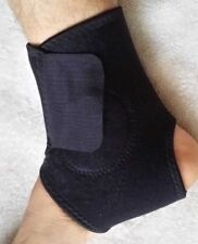 Foot Heel Ankle Wrap Pads Cushion Plantar Fasciitis Pain Relief Arch Support