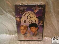 Transylvania 6-5000 (DVD, 2002) Jeff Goldblum Ed Begley Jr. NEW