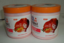 LOT OF 2 Dark and Lovely Anti-Shrinkage Curl Defining Creme Glaze 14.4 oz