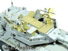 ET Model E35061 1/35 B1 Centauro Machine Gun Detail Up Set for Trumpeter 00388