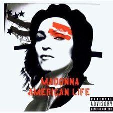 MADONNA - AMERICAN LIFE  CD POP-ROCK INTERNAZIONALE