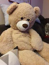 Teddybär XXL - hellgbraun