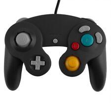 Manette pour Nintendo Wii, Wii U et Gamecube - Noir