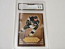 Sidney Crosby GRADED ROOKIE!! 2005/06 UD Diary #DP30 Penguins MVP!! 8.5%-1