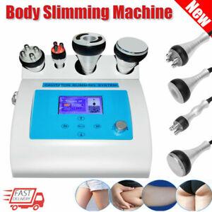 4IN1 Cavitation Machine Ultrasonic RF Vacuum Slimming Machine Fat Loss
