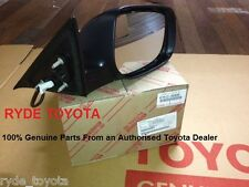CAMRY RH MIRROR 2006 TO 2011 ACV40 AHV40 **TOYOTA GENUINE PARTS**