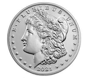 100th Anniversary Morgan 2021 Silver Dollar {PRE SALE}