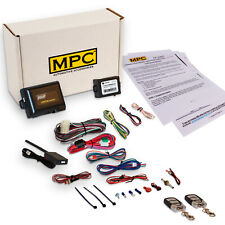 Complete Remote Start Keyless Entry Kit For Select 2007-2010 Toyota Tundra