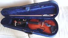 Violino da studio, marca Fom, nuovo, con custodia ed accessori vari