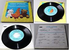 45T Lucien Jeunesse raconte... - Collection Tante Laura - EP- 1957 - vinyle