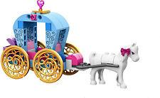 LEGO DISNEY PRINCESS 10729 - CINDERELLA'S CARRIAGE ONLY - NO MF, NO BOX - NEW
