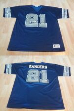 Men's Dallas Cowboys Deion Sanders XL Vintage Jersey Logo Athletic Jersey