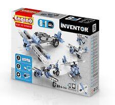 ENGINO Inventor Series - 8 modello-aeromobili-Set di costruzione