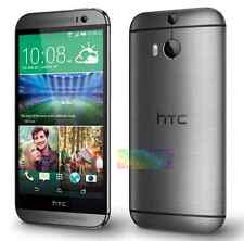HTC M8 DS One Grey 16GB 5MP 4G LTE EXPRESS SHIP Unlocked SEALED Smartphone