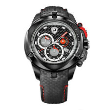 Tonino Lamborghini 7804 Shield Series Black Chronograph Watch