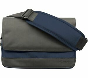Canon SB100 Genuine Camera Case Shoulder Bag - Blue/Black