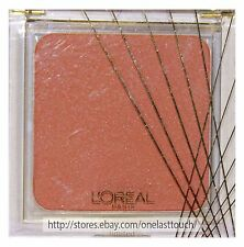 L'OREAL 0.29 oz TRUE MATCH Ltd. Edition SUPER BLENDABLE BLUSH #205 SCULPTED ROSE