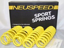 NEUSPEED RACE LOWERING SPRINGS 00-06 TT 1.8T FWD