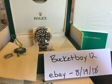 Rolex Submariner w/ Box and Papers  - Ref #114060