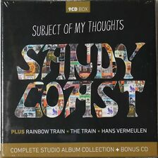 Sandy Coast-Subect of My Thoughts 9 cds Dutch psych prog box set